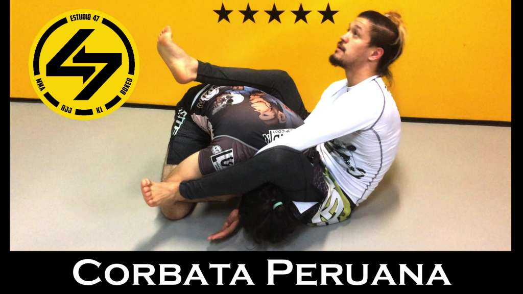 bjj corbata peruana