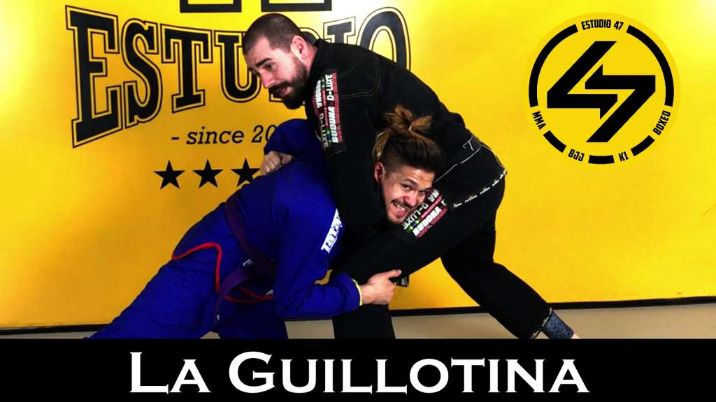 guillotina bjj