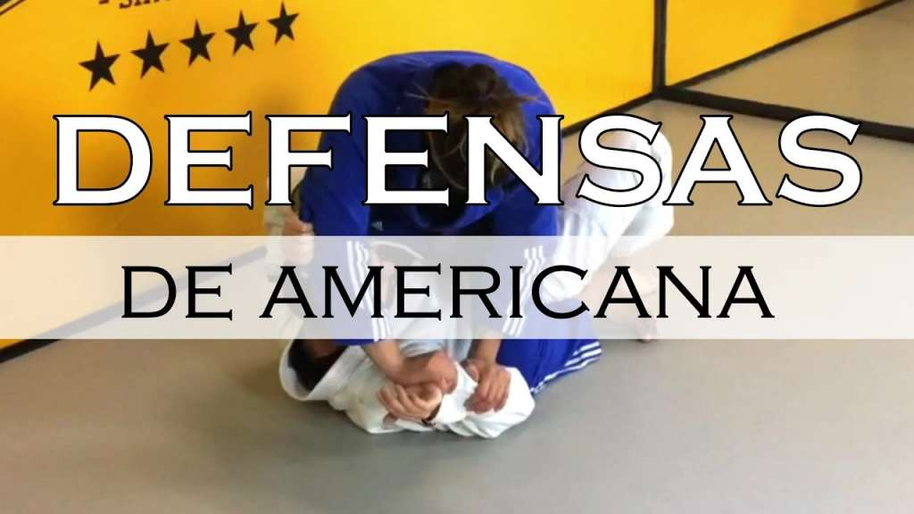 bjj defensa de americana