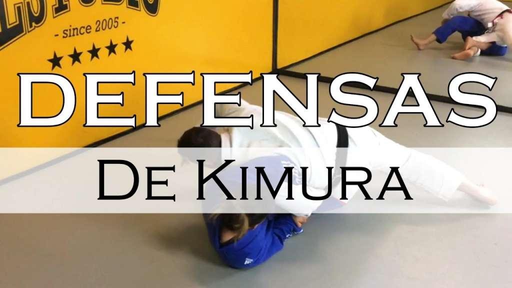 bjj defensa de kimura