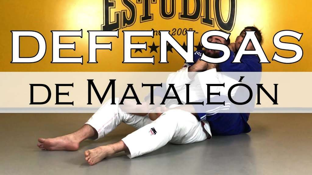 bjj defensa de mataleón