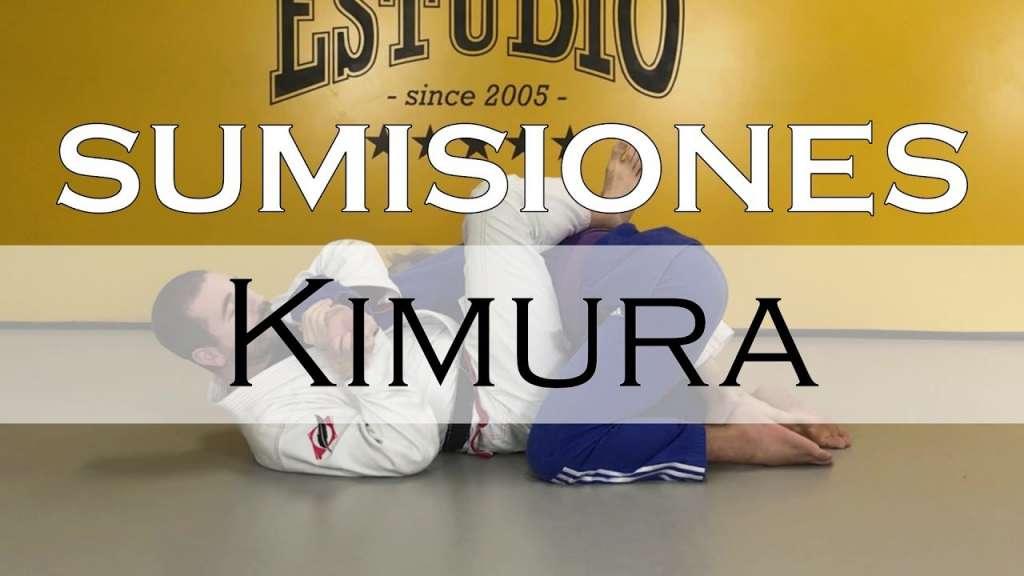 bjj kimura