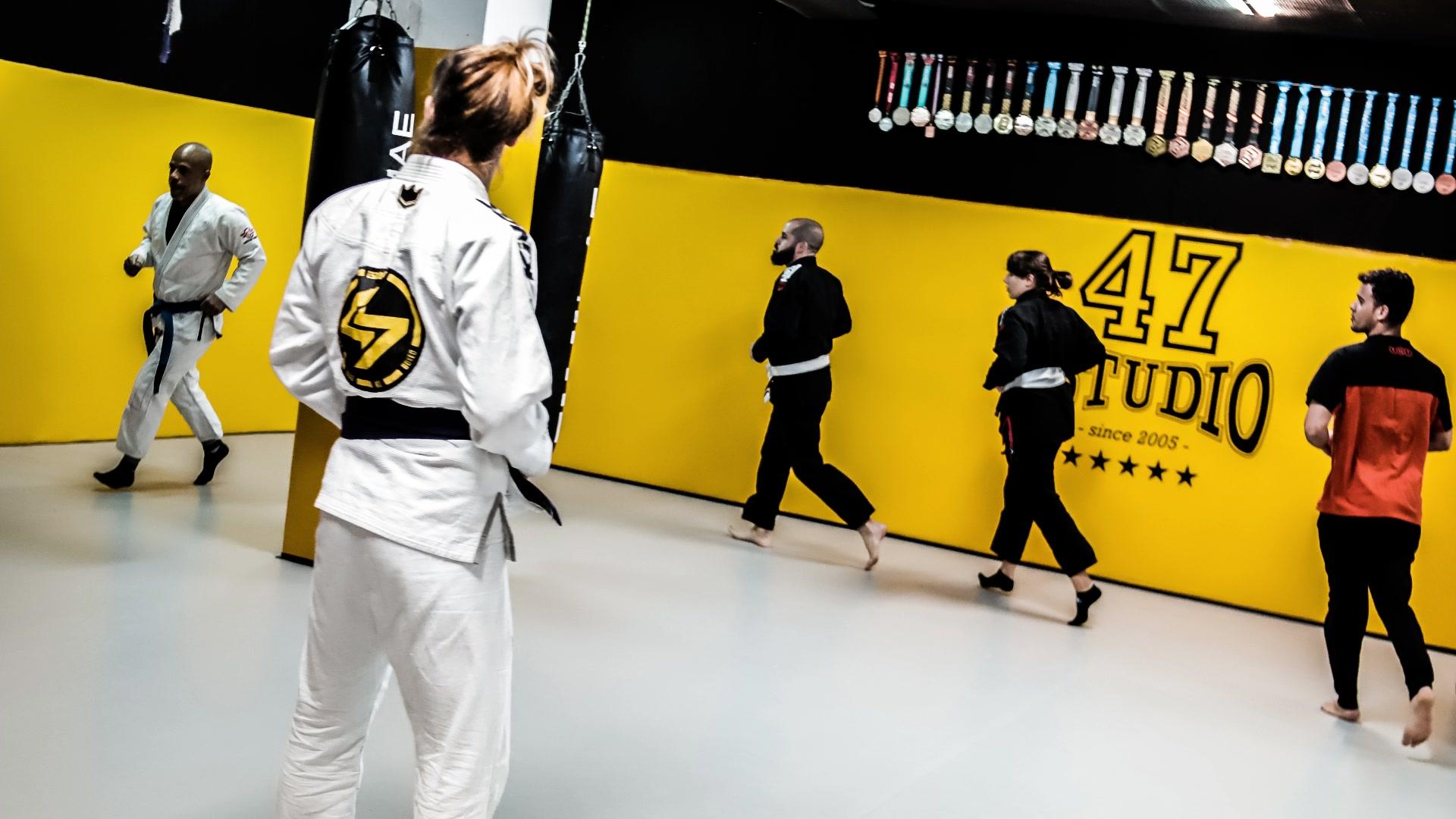 Jiu Jitsu Madrid