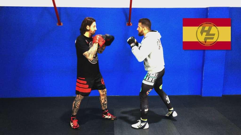 curso golpeo MMA striking MMA
